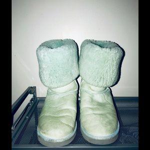 Blue classic tall UGG Australia boots orig $200